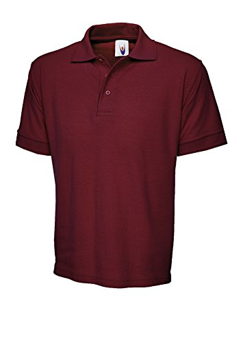 Uneek clothingDamen  Polo ShirtPoloshirt Rot - Maroon
