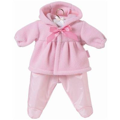 Corolle R9962 BB36 - Conjunto de invierno para muñeco en color rosa por Corolle