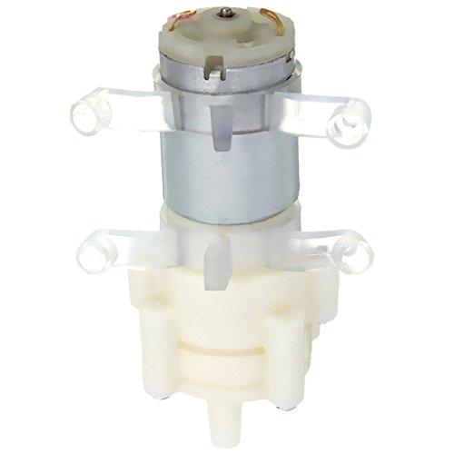 TOOGOO (R) DC12V Miniauto-Motor-Membrandosierpumpe Hochdruck-Wasserpumpe Wasserspender - Desinfizieren Geschirrspüler