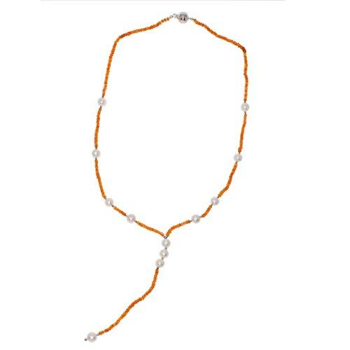 miu-joyas-y-shape-cornelian-naranja-con-cultivadas-de-agua-dulce-collar-de-perlas-22-45-