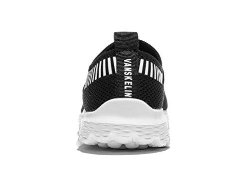 Vanskelin, Sneaker Da Uomo Low-top Nero