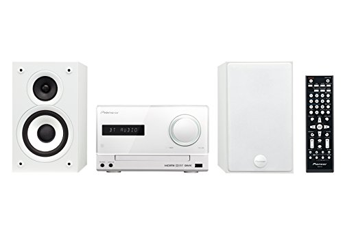 Pioneer Dvd-player Auto Für 2014 (Pioneer Kompaktanlage DVD Stereo 30W (für iPod, iPhone 4/5, iPad, USB, HDMI, Bluetooth))