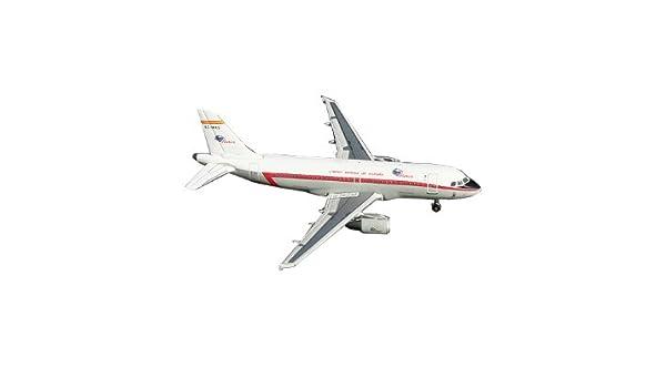 Gemini Jets Iveria Retro C//S A319 1:400 Scale