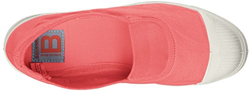 Bensimon Damen Tennis Elastique Sneaker Pink (Rose)