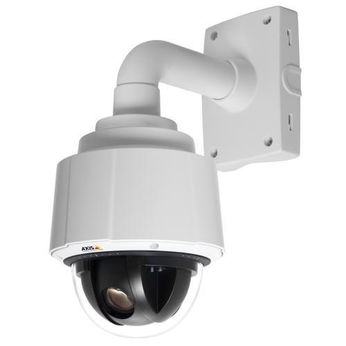 AXIS-Q6034-PTZ-Dome-Netzwerkkamera-PTZ-staub-wasserdicht-Farb-TagNacht-Optischer-Zoom-18x-Audio-10100-High-PoE