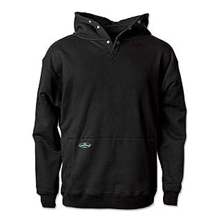 Arborwear Men's Double Thick Pullover Sweatshirt, Black, 2X-Large