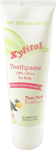 branam-oral-health-xylitol-toothpaste-for-kids-yum-yum-bubblegum-42-oz-pack-of-3-by-branam-oral-heal