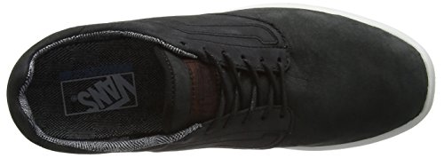 Vans Iso 1.5, Sneakers Basses Mixte Adulte Noir (Suiting black/blanc de blanc)
