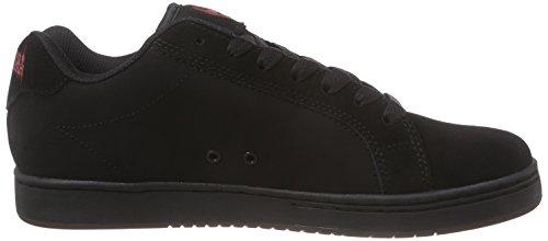 Etnies METAL MULISHA FADER, Chaussures de Skateboard homme Noir (Black Black Gum 544)