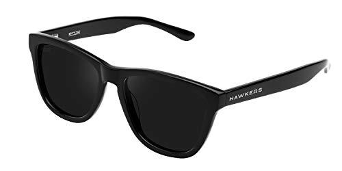 HAWKERS · ONE X · Carbon Black · Dark · Gafas de sol para hombre y mujer