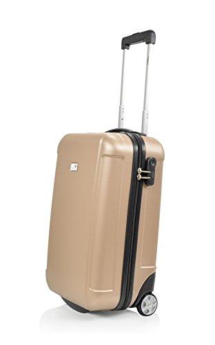 Potiron Airport Cabine Valise, 50 cm, 36 L, Champagne