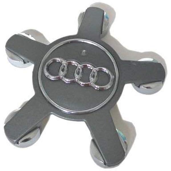 Audi 4f0601165n Alufelgendeckel 1 Stück Original Zierkappe Kappe Nabenabdeckung Auto