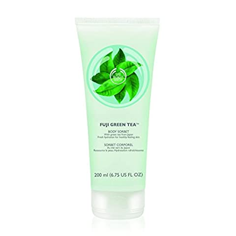 Body Shop Fuji Green Tea Body Sorbet 200ml