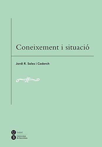 Coneixement i situació (eBook)