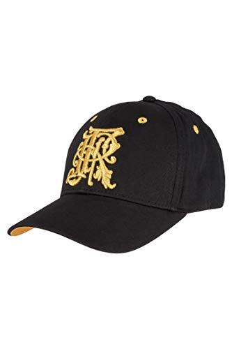 "FriRex"" Logo Cap (Schwarz/Gold)"