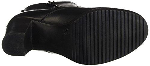 Lumberjack Ginevra, Chaussures à Talon à Bout Fermé Femme Nero (Cb001 Black)