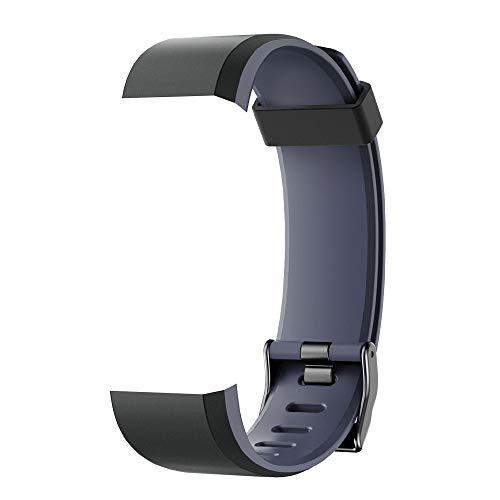 Willful Fitness Armband Ersatz Strap Komfortables TPU Material(Schwarz)