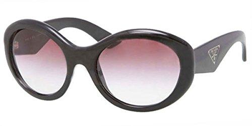 Prada Für Frau 30p Black / Violet Gradient Kunststoffgestell Sonnenbrillen
