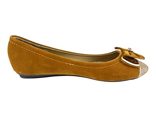 Chaussmaro - Scarpe eleganti Donna Marrone