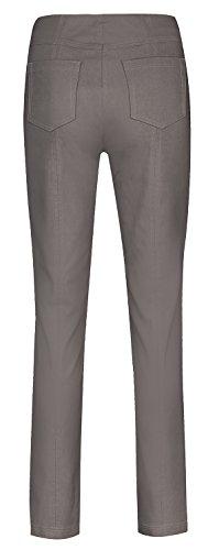 Robell Bella Stretchhose Schlupfhose Damen Hose Slim Fit - Winterkollektion 2017/18 haselnuss(38)
