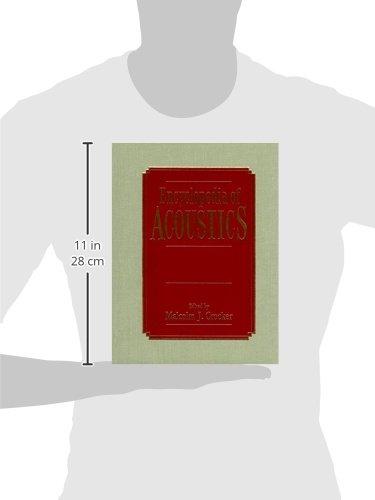 Encyclopedia of Acoustics: 4 Volume Set