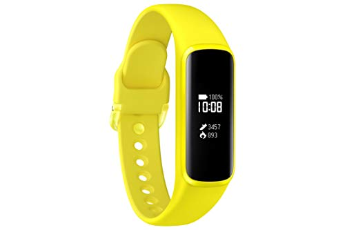 Samsung Galaxy Fit e - Smartwatch, color Amarillo