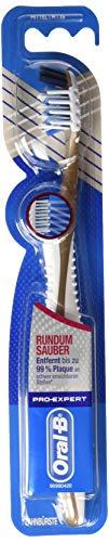 Oral-B Pro-Expert CrossAction All-In-One Handzahnbürste, 35 mittel, 6er Pack (6 x 1 Stück) (Zahnbürste Pack)