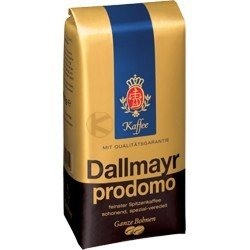 Dallmayr Prodomo Genuine German coffee beans 500g pack of 2