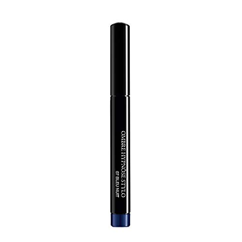 Lancome Ombre Hypnose Stylo unisex, Langanhaltender Creme Lidschatten Stift, Farbe: 07 bleu Nuit,...