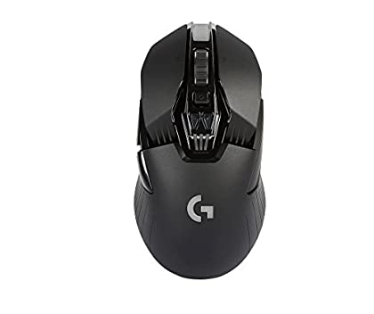 Logitech G900 - Ratón inalámbrico para Gaming C...