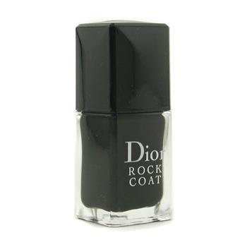 Christian Dior Rock Coat Smoky Black Top Coat - 10ml/0.33oz