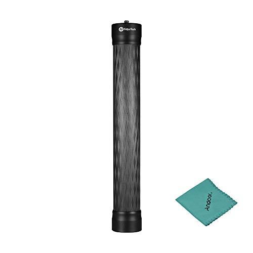 FeiyuTech C275 Carbon Extension Rod Bar 1/4 Zoll Schraube für FeiyuTech AK-Serie / G5 / SPG2 / WG2 / G6 / G6 Plus/ WG2X für Zhiyun Smooth Crane und andere Brand Gimbal -