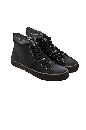 MCS, CALZATURE UOMO -U1A Sneakers Alta Antracite