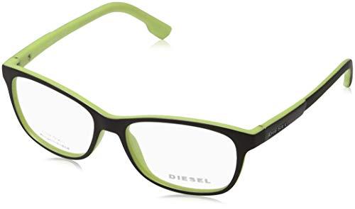 Diesel Baby Jungen Brillengestelle Dl5226, Braun (Marrone Scuro/ALTRO), 49