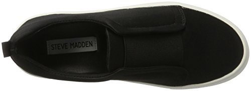 Steve Madden - Goals-s Slip-on, Scarpe da ginnastica Donna Nero (Black)