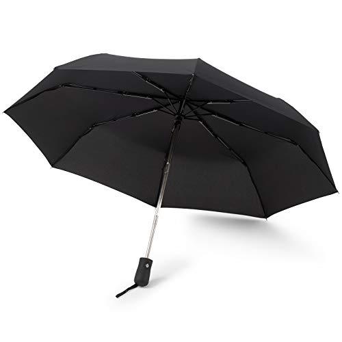 GadHome Paraguas automático a prueba de viento y estable | Paragua de