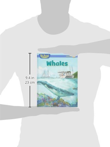 Whales (We Read Phonics Leveled Readers)