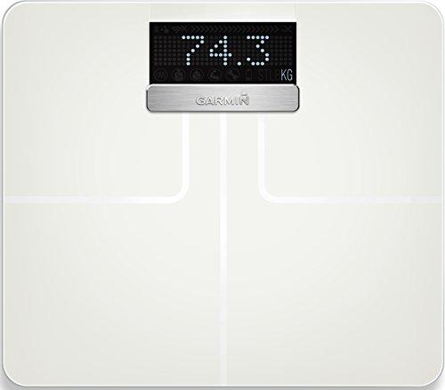 Balance intelligente avec fonctions connectées Wi-Fi connecté Mesure le poids, l'indice de masse corporelle, le taux de graisse corporelle, la masse musculaire, la masse osseuse et le taux de masse hydrique. Détecte automatiquement jusqu'à 16 utilisa...