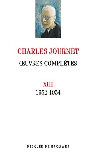 oeuvres-compltes-volume-xiii-1952-1954