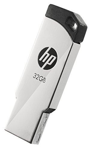HP FD236W 32GB USB 2.0 Pen Drive (Gray)