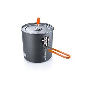 31HnyyTkSXL. SS300  - GSI Outdoors Halulite Boiler Cooking Pot, 1.1-Liter