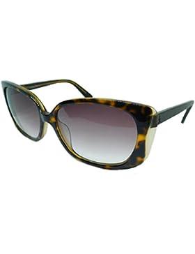 CK Damen Sonnenbrille Brown UV Schutz Calvin Klein Damenbrille Damensonnenbrille Sportbrille Pilotenbrille