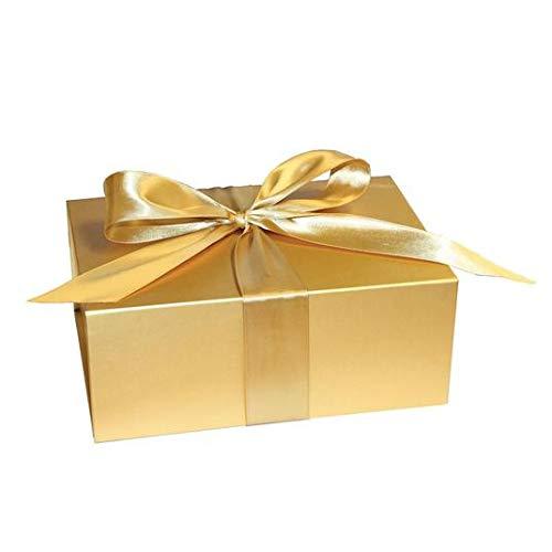 Gold Gift Box, Mittel