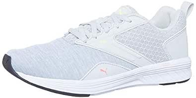 Puma Unisex Adult Nrgy Comet Glacier Gray Running Shoes-4 UK (37 EU) (5 US) (19055629_4)