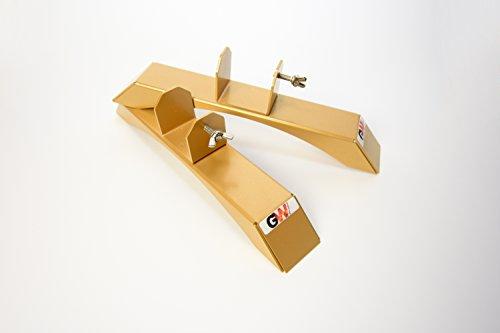Standfuss Gold für Infrarotheizung Serie Hybrid von Glaswärmt