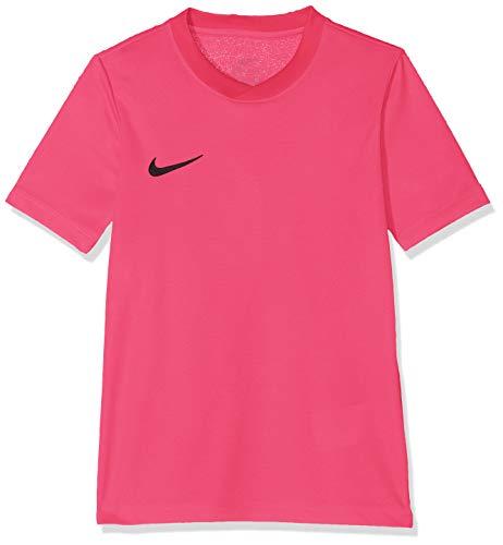 Nike Kinder Park Vi Trikot,725984-616,Rosa (Vivid Pink / Negro),L