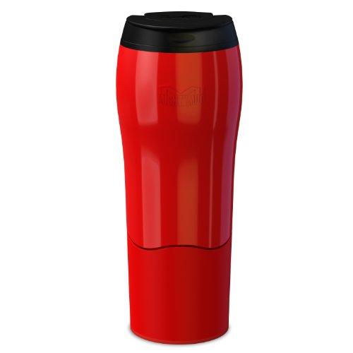 Mighty Mug Go - Thermos sempre in piedi, 0,47 l, colore: Rosso