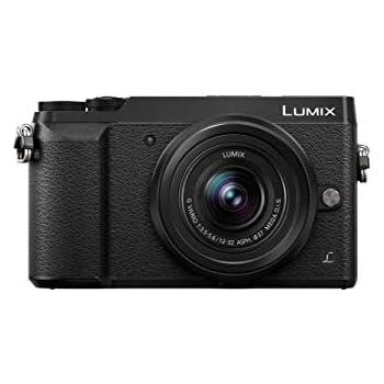 Fotoaparatas Panasonic Lumix DMC-GX80 Kit 12-32mm 1:3,5-5,6 OIS Systemkamera juodas
