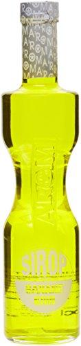 SMA Diffusion Sirop Kendo Courbe Banane Kiwi 35 cl - Lot de 6