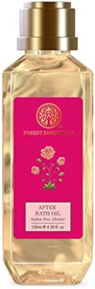 Forest Essentials After Bath Oil Indian Rose Absolute 130ml
